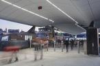 Cox Architecture-designed Barangaroo ferry hub opens