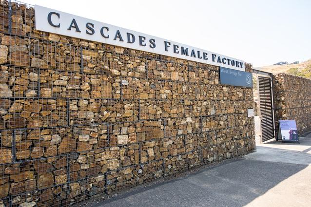 Cascades Female Factory in Tasmania