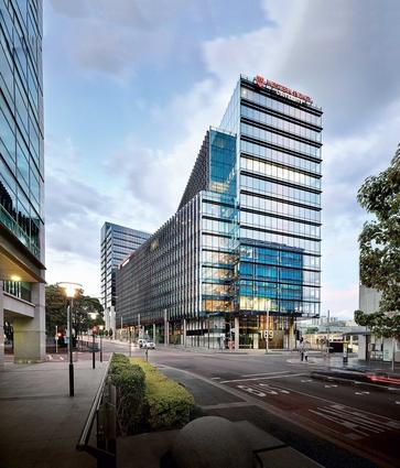 1 Parramatta Square by Architectus.