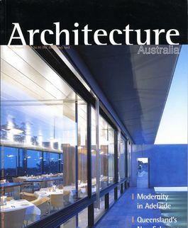 Architecture Australia, July 1996