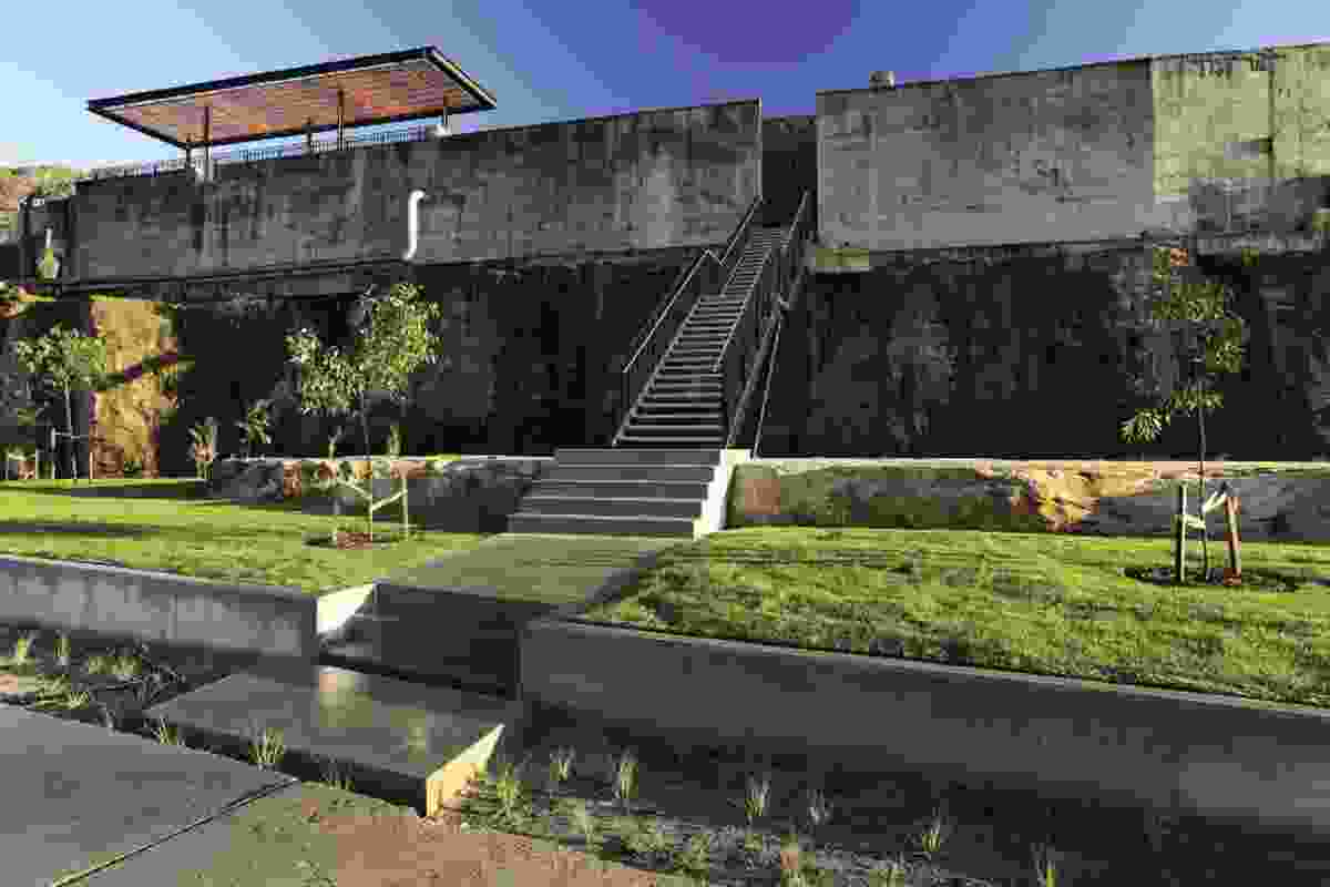 Ballast Point Park: McGregor Coxall
