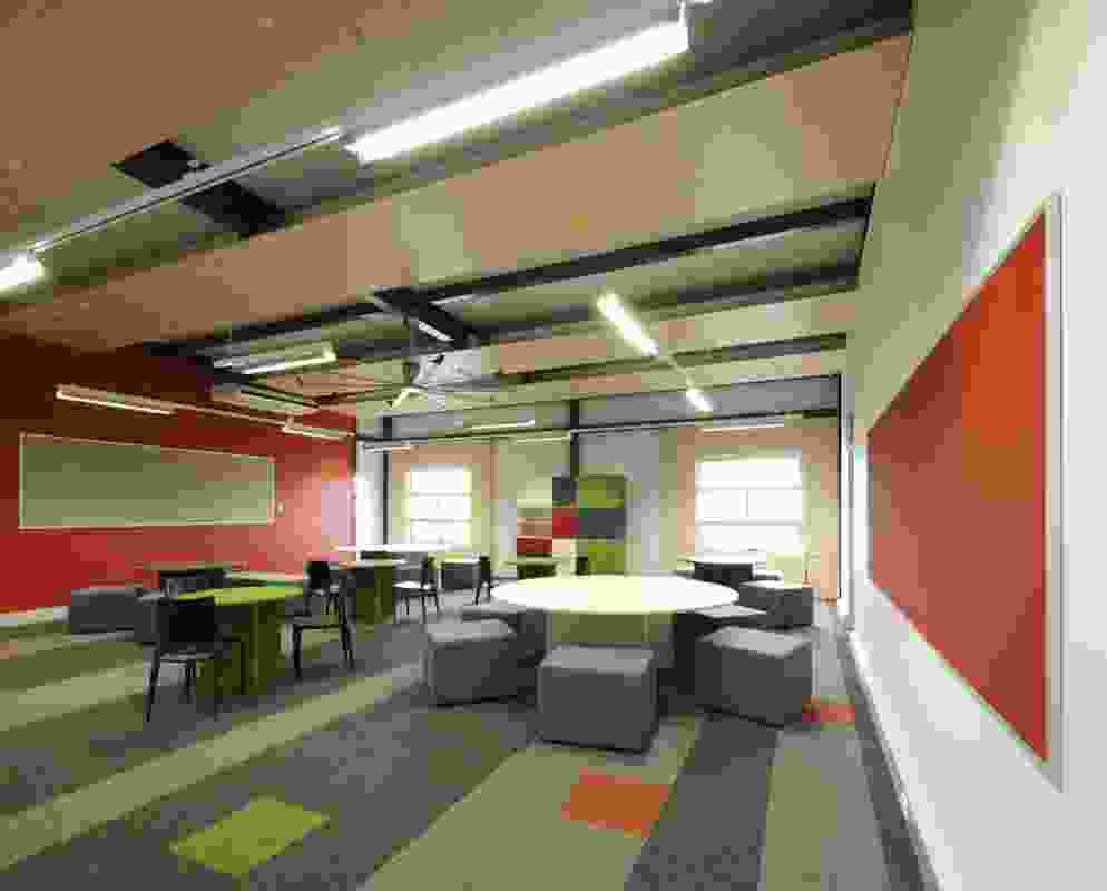 Senior Building – Towill Design Group.