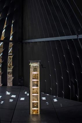 80hz: Sound Lab by Thomas Wing-Evans.