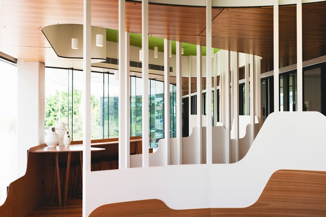 Murphy Pipe and Civil by Marc & Co Architects Baber Studio and Jarosz Design.