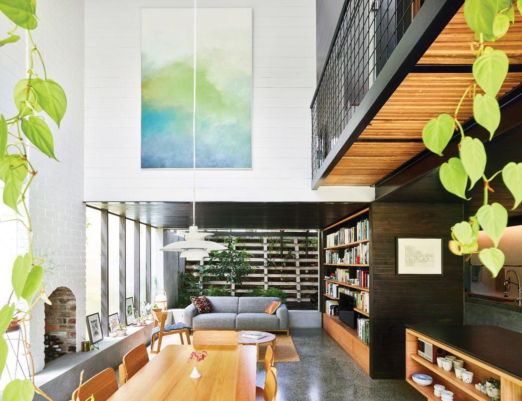 Full Bloom Terrarium House Architectureau