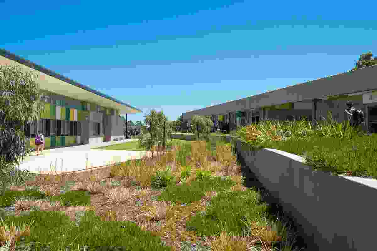 Bullsbrook College by Cox Howlett & Bailey Woodland.