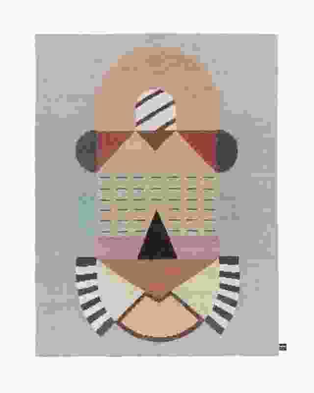 Cartesio by Elena Salmistraro for CC Tapis.