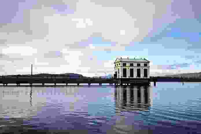 Pumphouse Point (Tas) by Cumulus Studio.