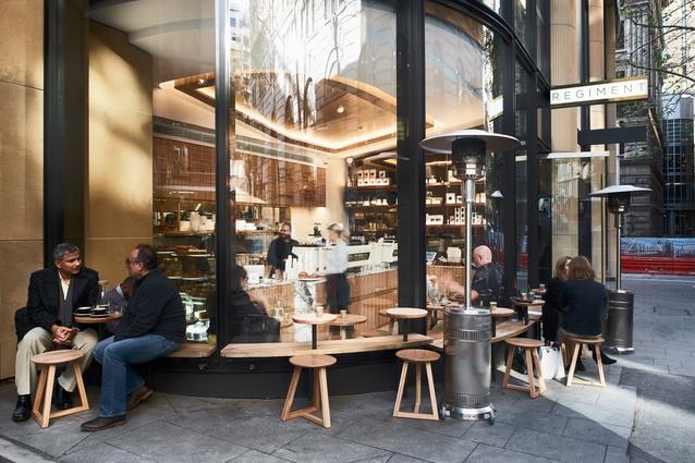 2017 Eat Drink Design Awards Shortlist Best Cafe Design