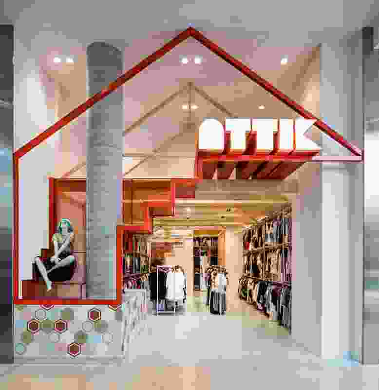 ATTIK Clothing by McCartney Design.