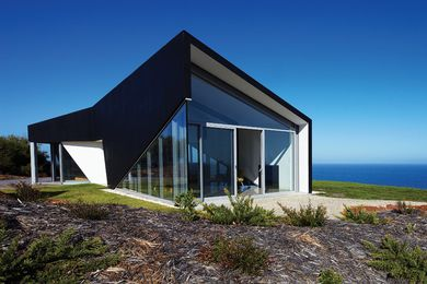New House under 200m² – Scape House by Andrew Simpson, Owen West, Steve Hatzellis & Dennis Prior.