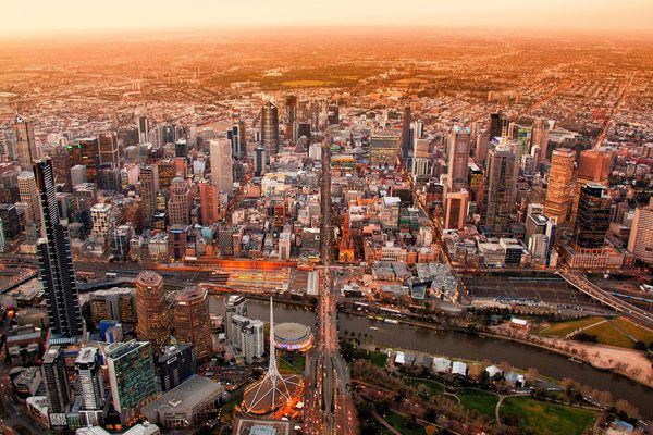 The State of Australia Cities Report 2014-2014 found Melbourne has the highest rate of population growth, concentrated in the inner and outer urban areas.