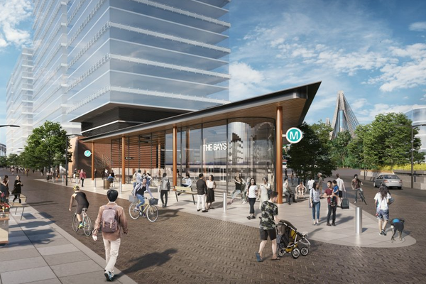 Seven stations confirmed for Sydney Metro West
