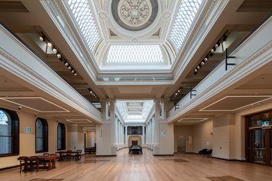 Ian Potter Queen's Hall by Architectus and Schmidt Hammer Lassen.