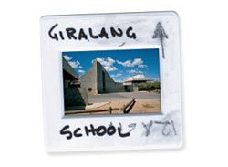 Giralang Primary School and Preschool, ACT, 1975.