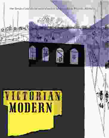 The cover of Victorian Modern by Robin Boyd.