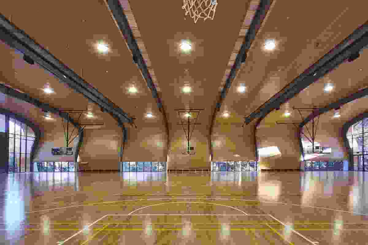 Abbotsleigh Multi-Purpose Assembly and Sports Hall by Allen Jack and Cottier.