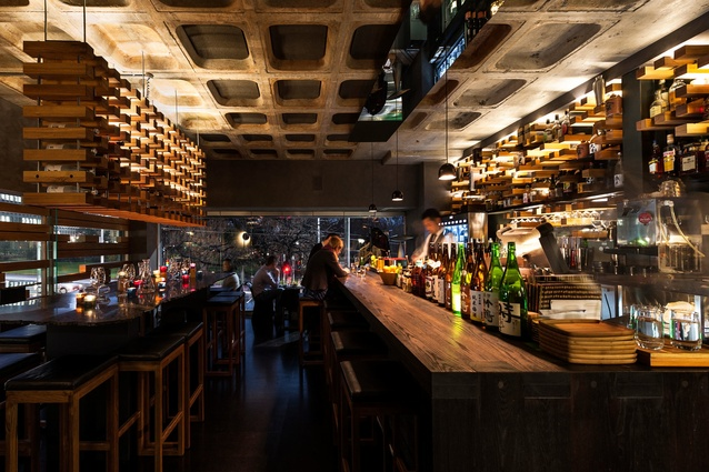 2013 Eat-Drink-Design Awards: Best Bar Design | ArchitectureAU
