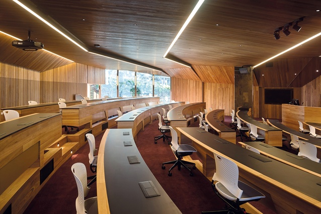 UQ Oral Health Centre by Cox Architecture.