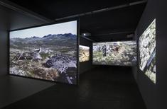 Baracco and Wright design explorable landscape in audiovisual exhibition