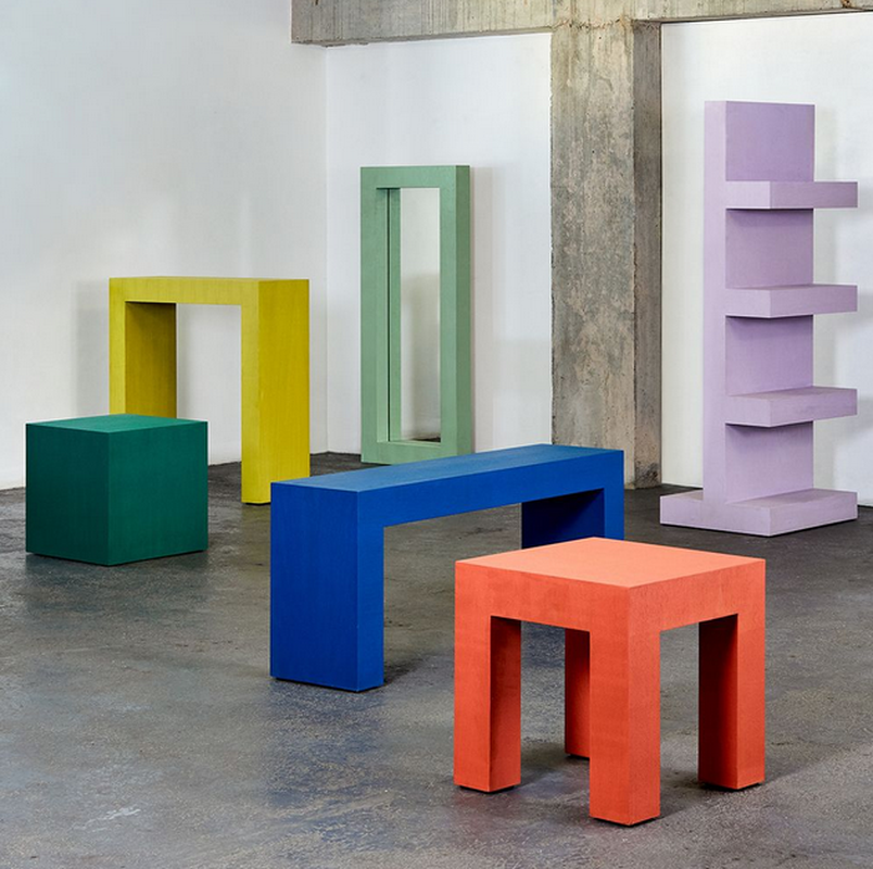 Blok shelves by Darkroom