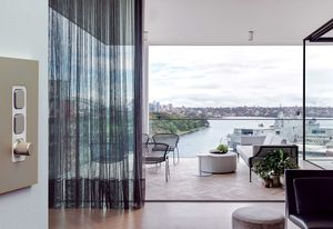 Iconic Styl at a house on Sydney Harbour.