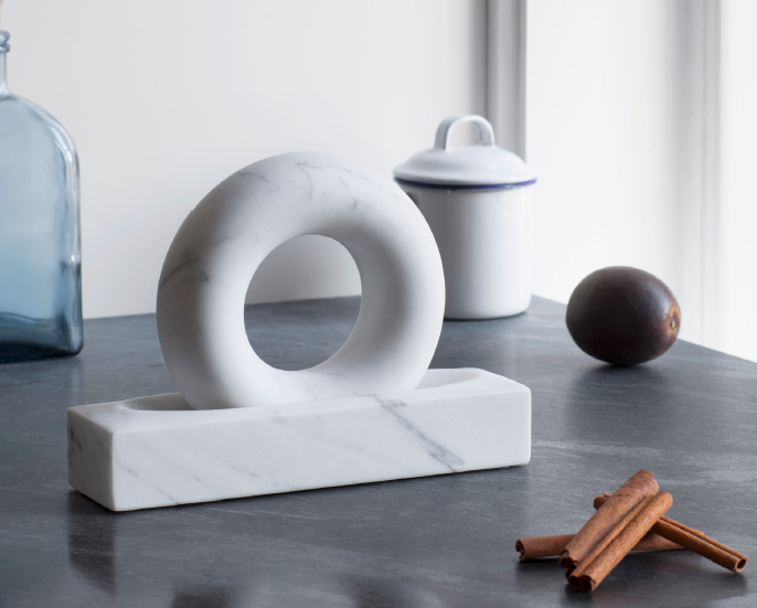 Tondo mortar and pestle by Design House Stockholm.