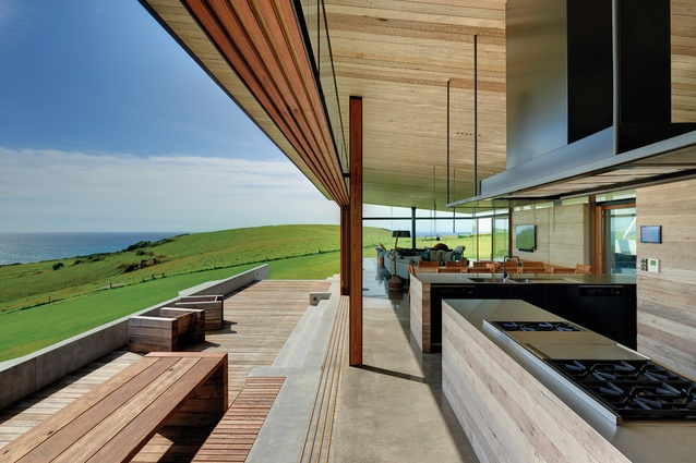 The Farm (NSW) by Fergus Scott Architects.