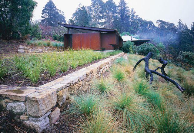 The Kee garden by Craig Burton.