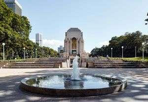 Anzac Memorial Centenary Project.