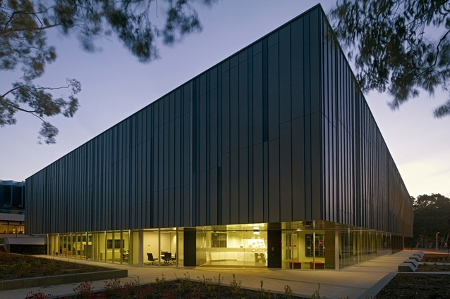 The Australian National University National Computational Infrastructure Facility by Metier3.