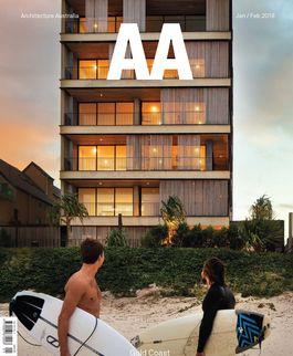 Architecture Australia, January 2018