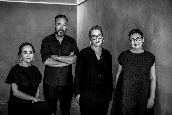 Creative Directors 2020: Dr. Maryam Gusheh, Kieran Wong, Emma Williamson, Justine Clark