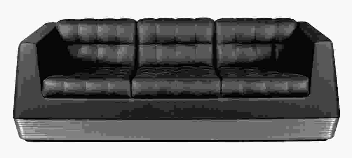 Three Seater Sofa by Marc Newson.