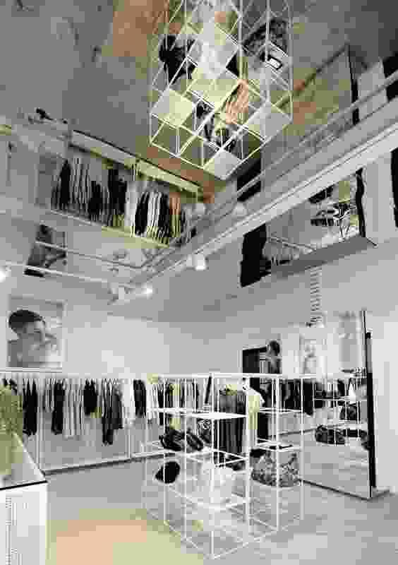 Retail Design – LifewithBird by Wonder.