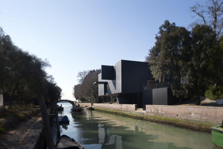 Denton Corker Marshall's Australian pavilion in Venice.