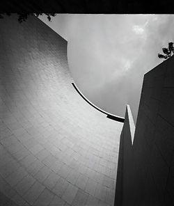 Max Dupain: Ambassade d'Australie, Paris 1978, shown atThe Building as Museexhibition in Paris. Copyright Penelope Seidler.