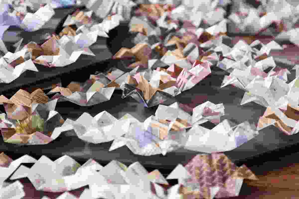Pattern Patina by Amanda Hendry.