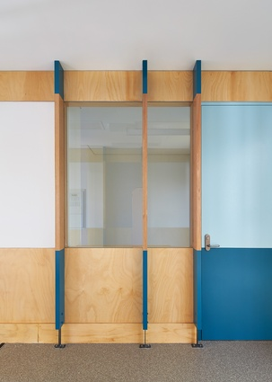 Tom Fisher House provides essential services to the homeless within a space of comfort and security.
