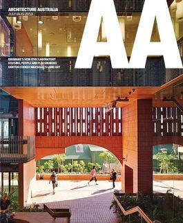 Architecture Australia, July 2013