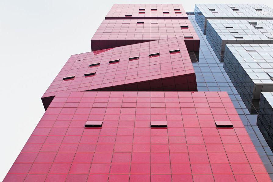 Suzhou Industrial Park Logistics Centre by Johnson Pilton Walker.