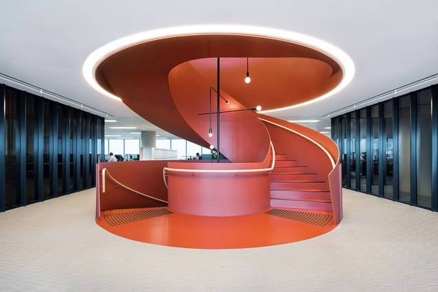 Pepper Sydney by Hassell.