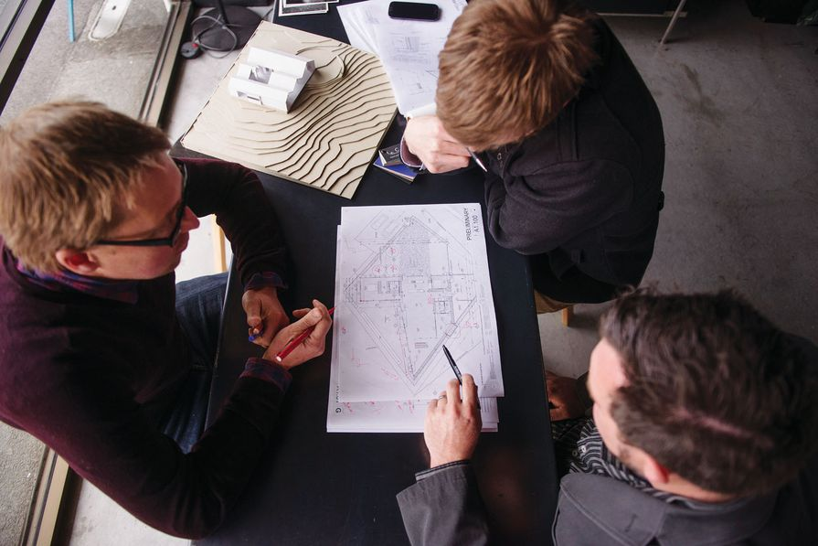 Room 11 Architects began as a studio of designers brought together by university friendships.