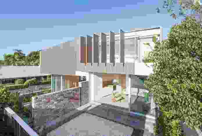 Balmain House by Benn and Penna.
