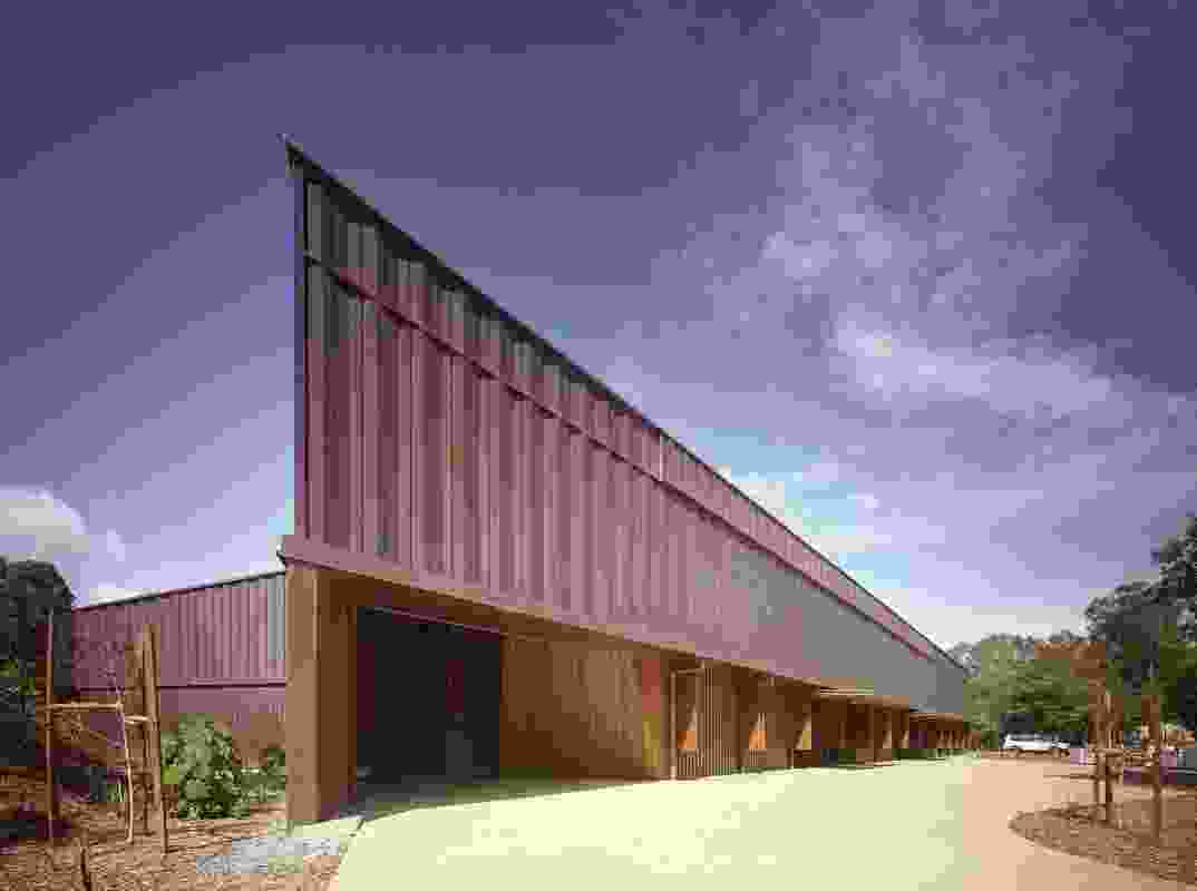 The FDG Stanley Award for Public Architecture: Mon Repos Turtle Centre by Kirk.