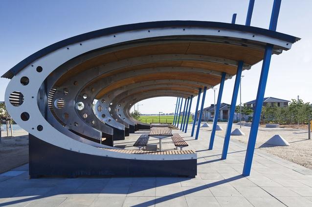 Williams landing architectureau for Mdg landscape architects