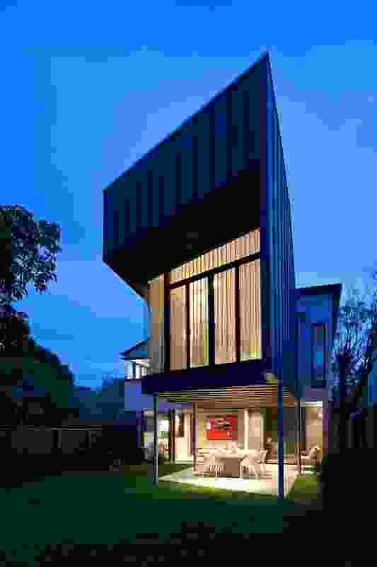 NA House, Fairfield by Reddog Architects.