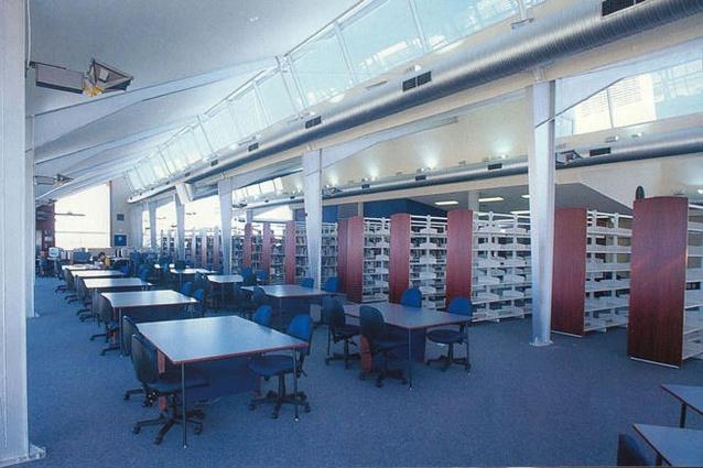Sunshine Coast University College Library By JMA Architects