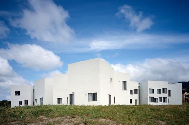 Children's Center for Psychiatric Rehabilitation by Sou Fujimoto.