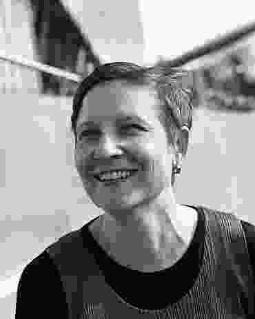 Lori Brown feminist, activist architect.